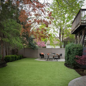 Patio Artifical Turf