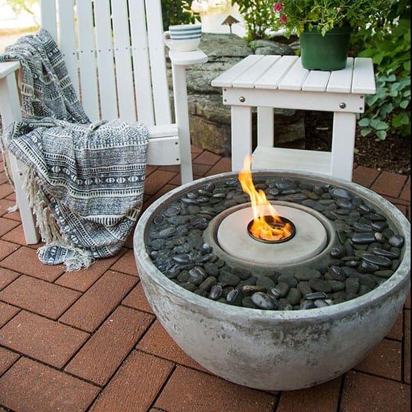 fountain fire