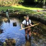 halesite pond cleaning